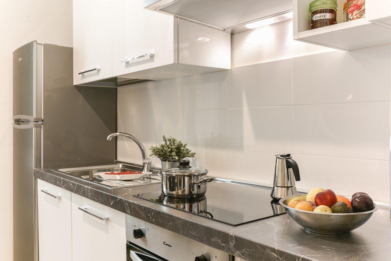 Aneks kuchenny w mieszkaniu